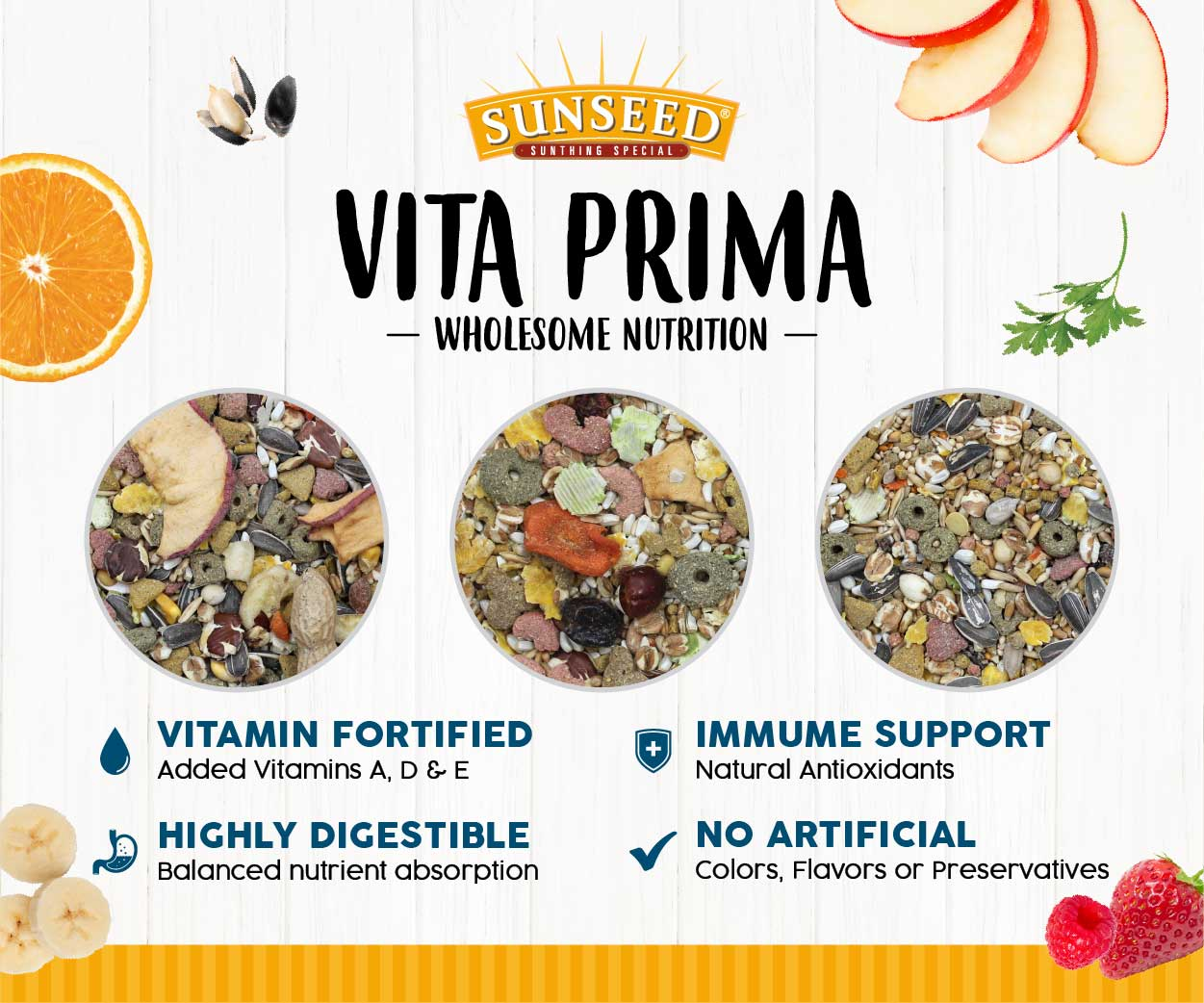 Vita Prima - Wholesome Nutrition